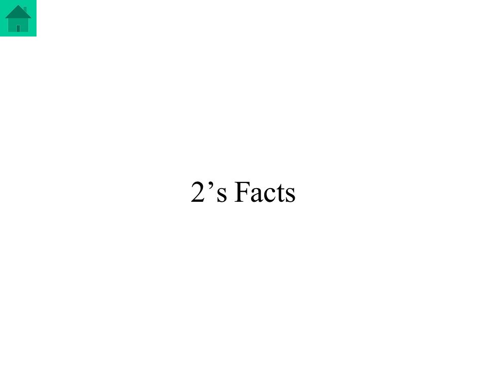 2's Facts