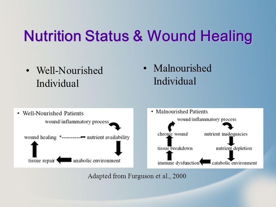 Nutrition Status & Wound Healing