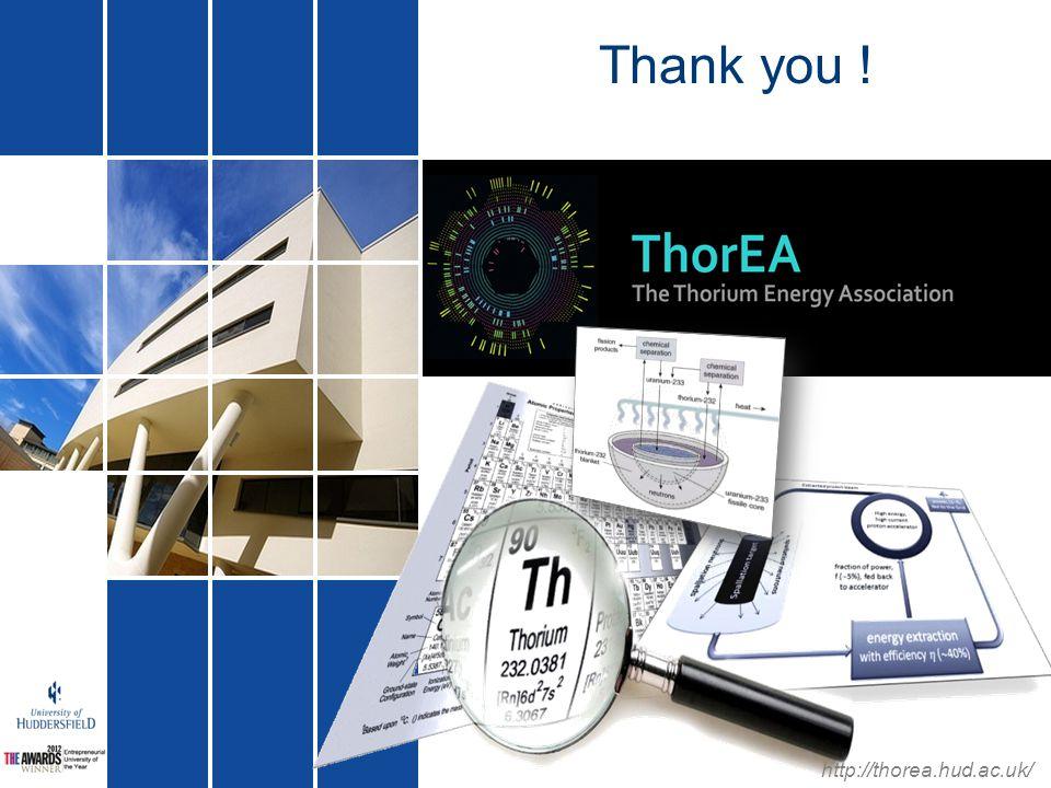 Thank you ! Thank You! http://thorea.hud.ac.uk/