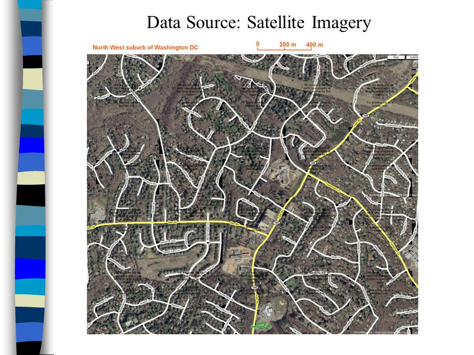 Data Source: Satellite Imagery