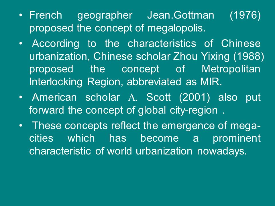 French geographer Jean