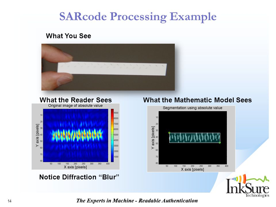 SARcode Processing Example