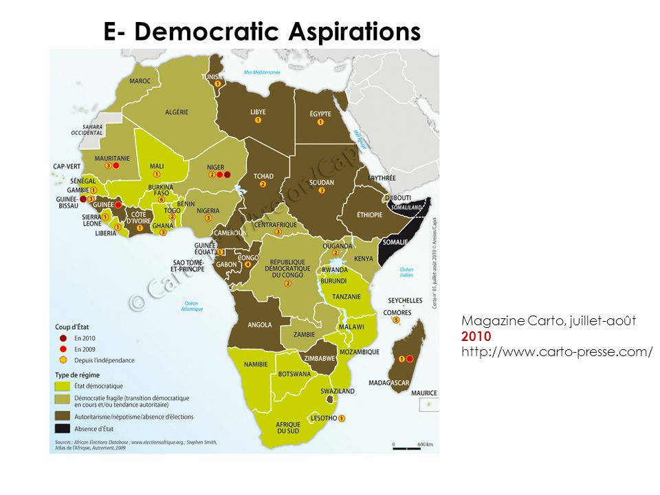 E- Democratic Aspirations