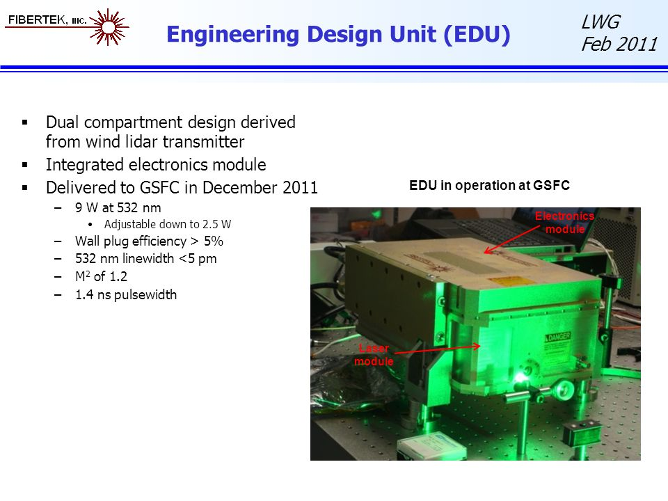 Engineering Design Unit (EDU)