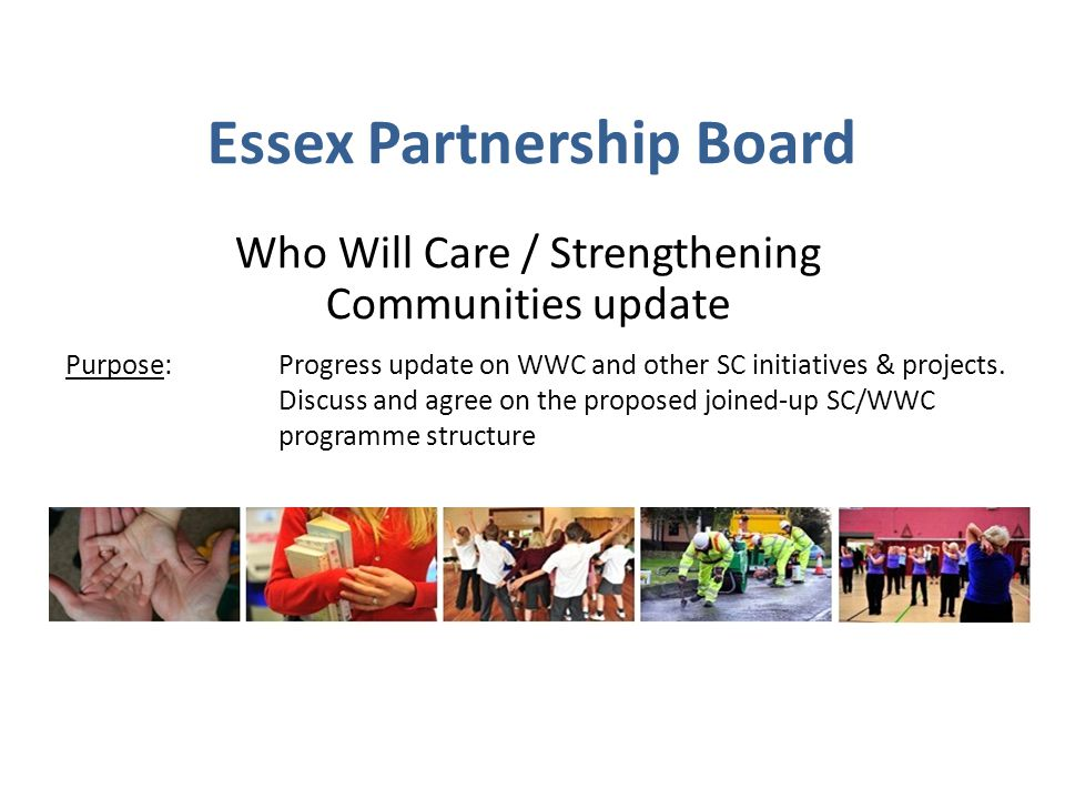 Essex Partnership Board