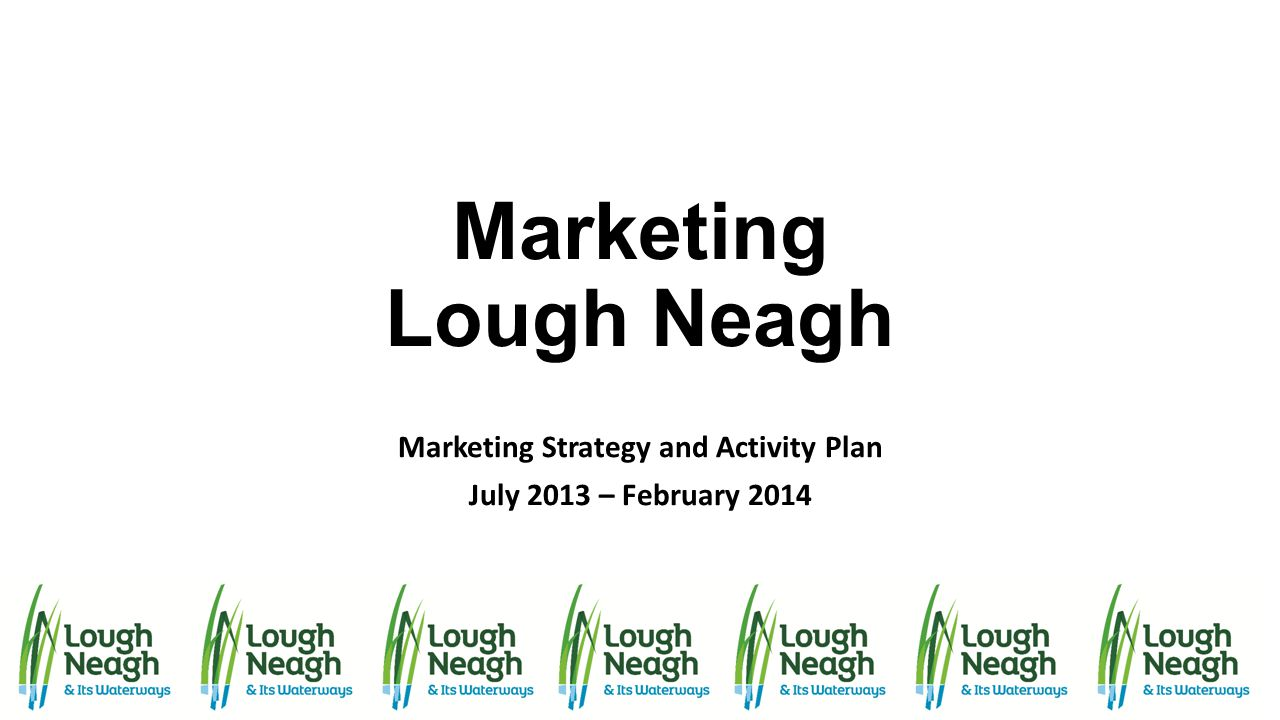 Marketing Strategy and Activity Plan July 2013 – February 2014