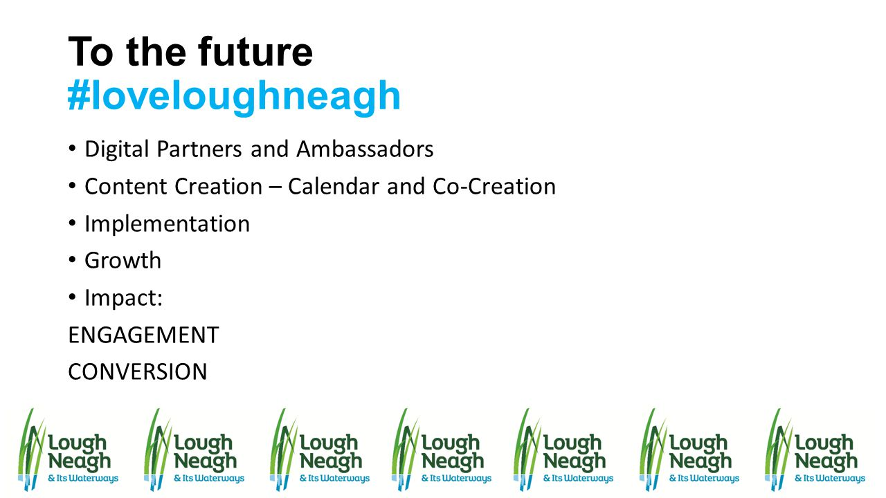 To the future #loveloughneagh