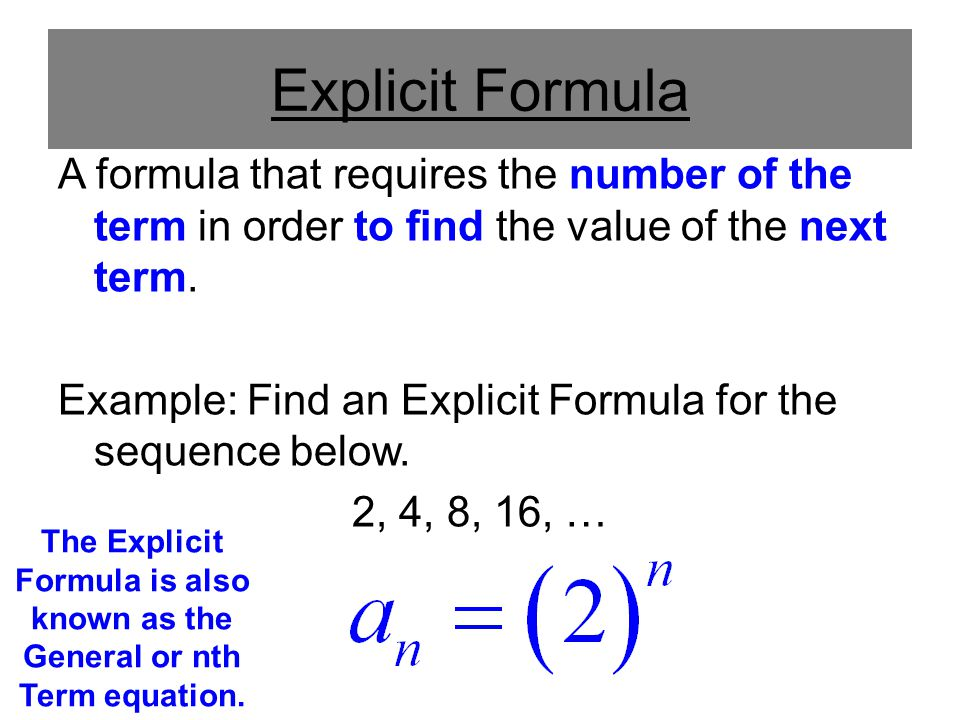 How do you write the expression for the nth term of the sequence given #1, 4, 7, 10, 13,...#?