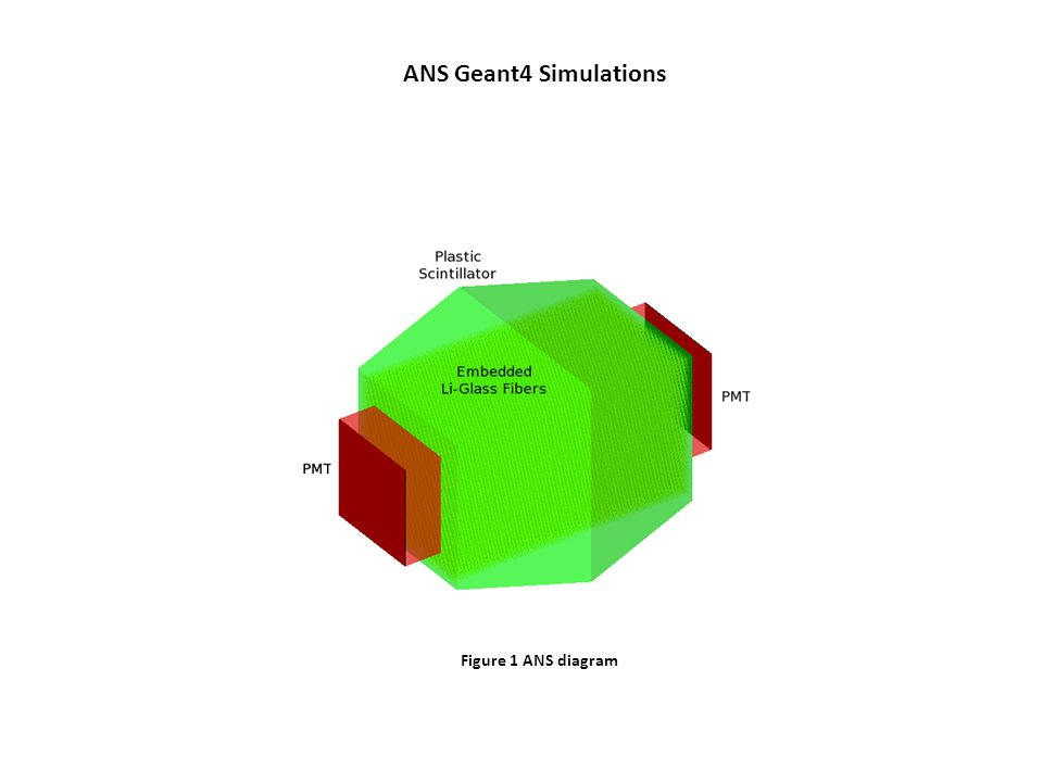 ANS Geant4 Simulations Figure 1 ANS diagram