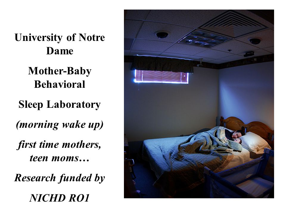 University of Notre Dame Mother-Baby Behavioral