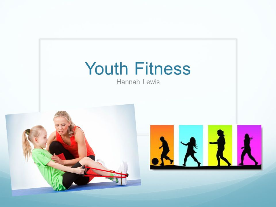Youth Fitness Hannah Lewis