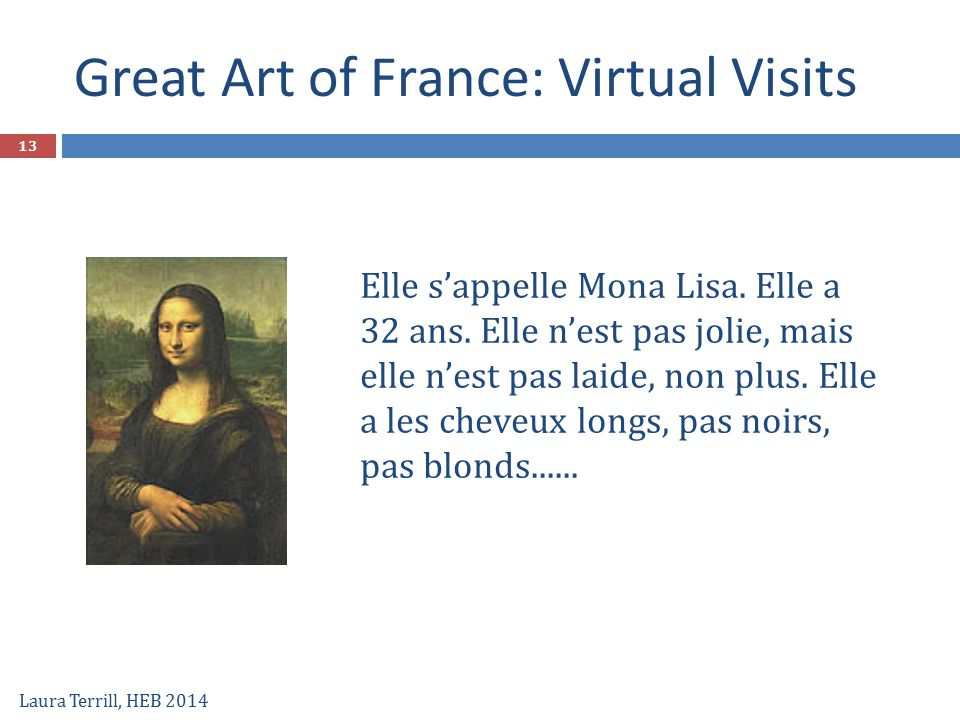 Great Art of France: Virtual Visits