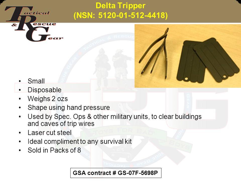 Delta Tripper (NSN: 5120-01-512-4418)
