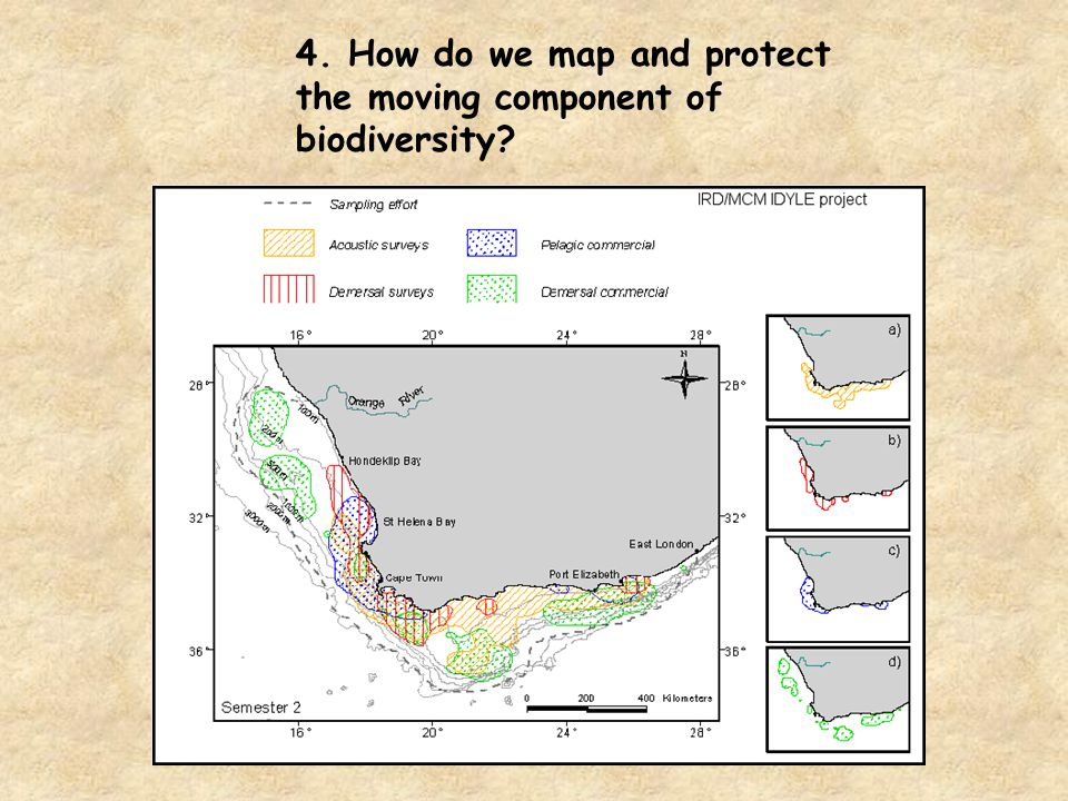 4. How do we map and protect the moving component of biodiversity