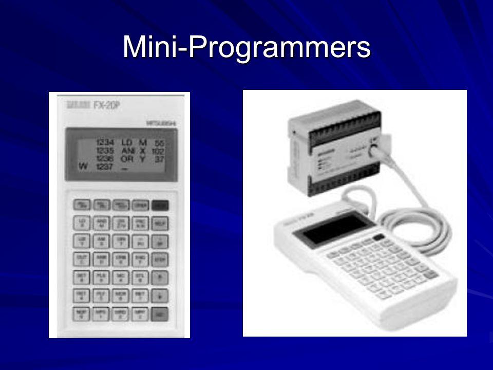 Mini-Programmers