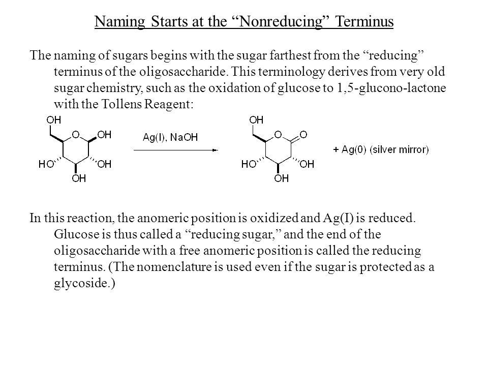 Naming Starts at the Nonreducing Terminus
