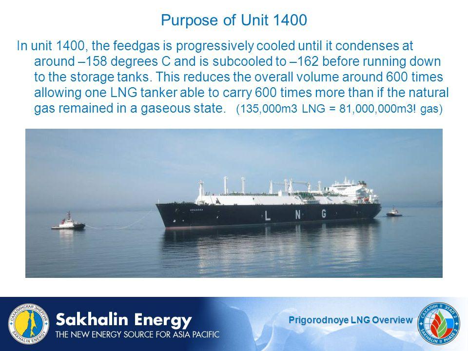 Purpose of Unit 1400