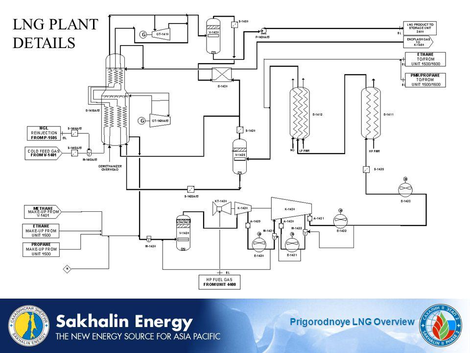 LNG PLANT DETAILS