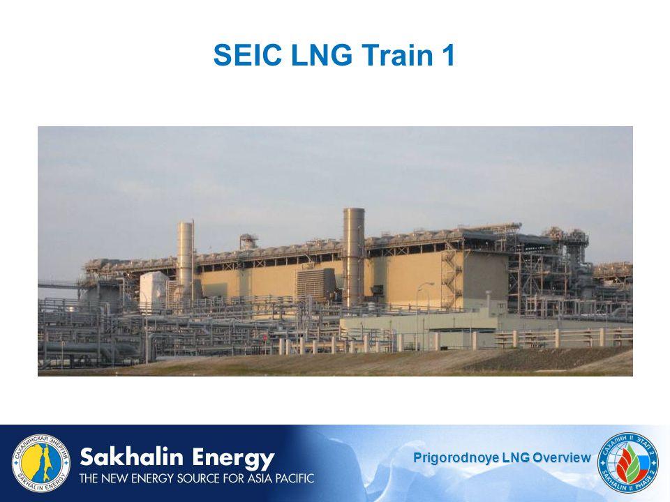 SEIC LNG Train 1