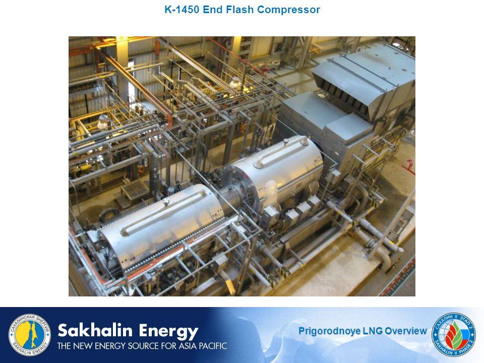 K-1450 End Flash Compressor