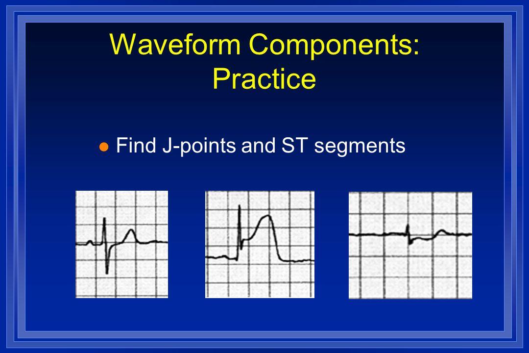 Waveform Components: Practice