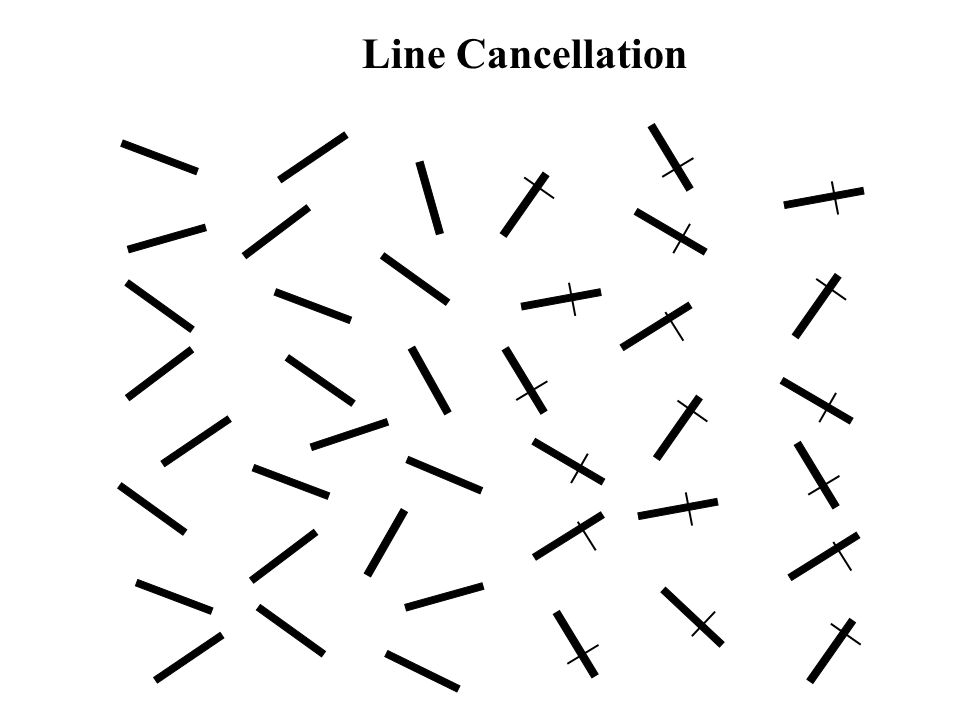 Line Cancellation