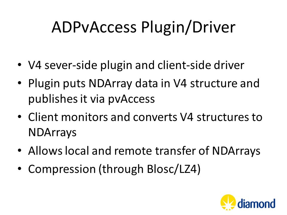 ADPvAccess Plugin/Driver