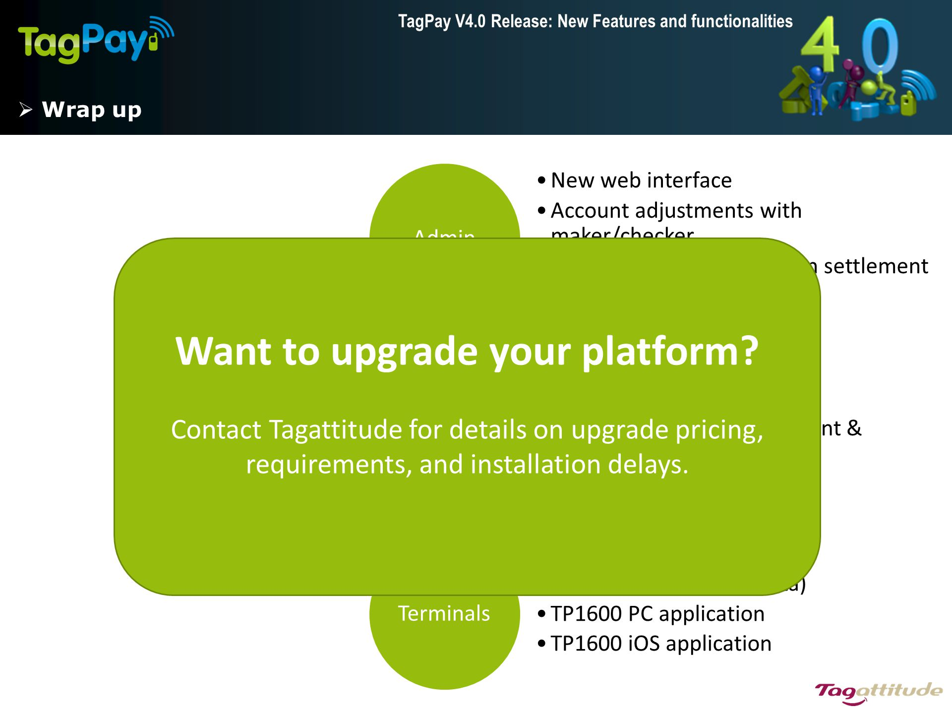Want to upgrade your platform