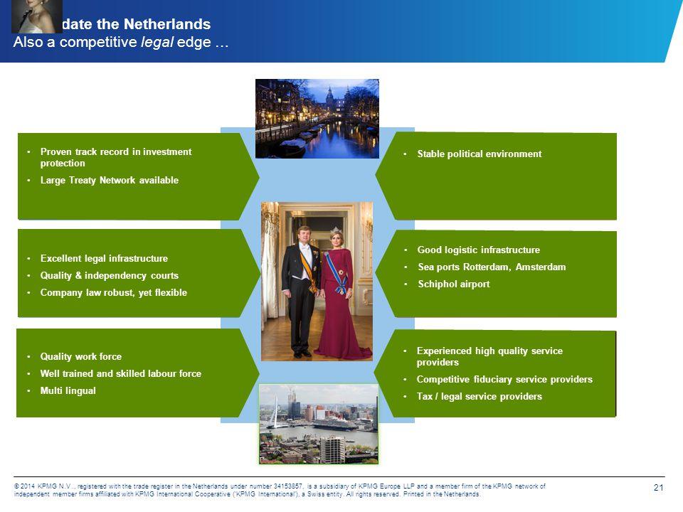 Tax update the Netherlands Dutch innovation box