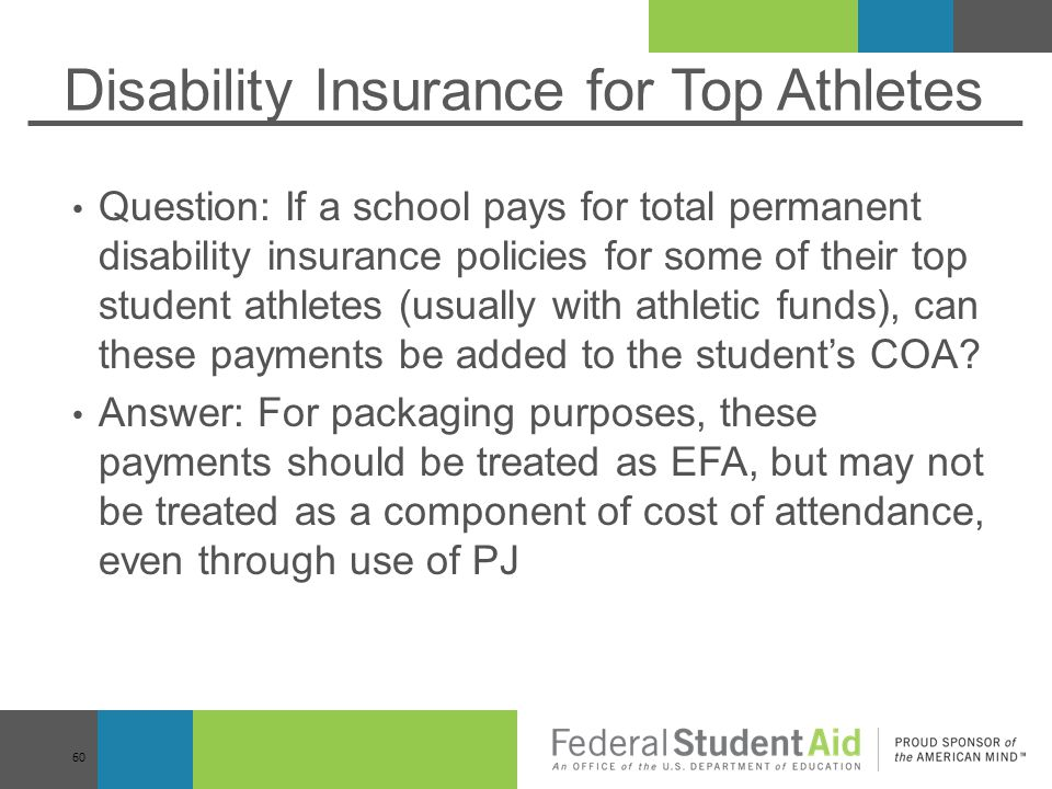 Disability Insurance for Top Athletes