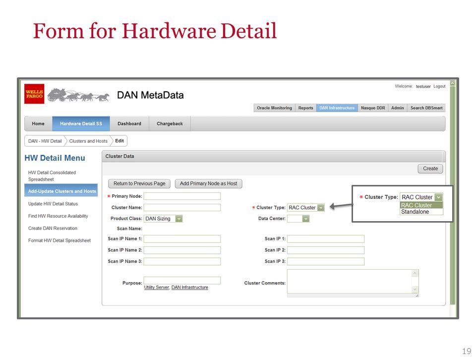 Form Error Checking Error checking based on data definition
