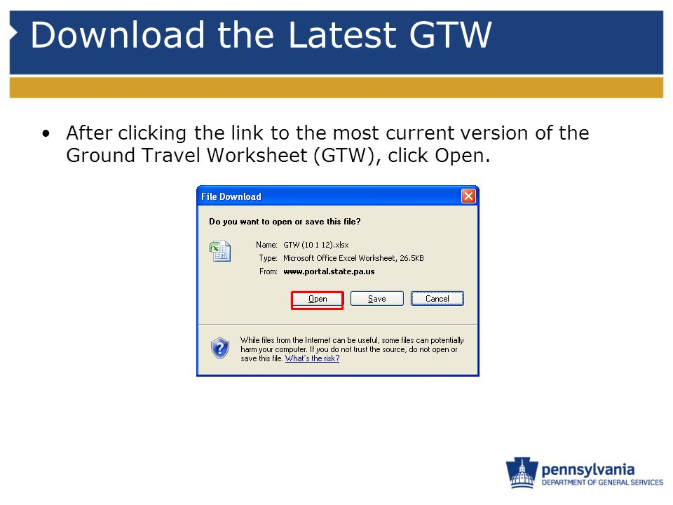 Download the Latest GTW