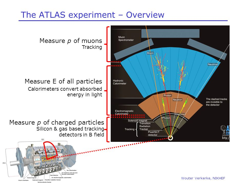 The ATLAS experiment – Overview