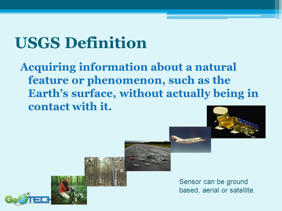 USGS Definition