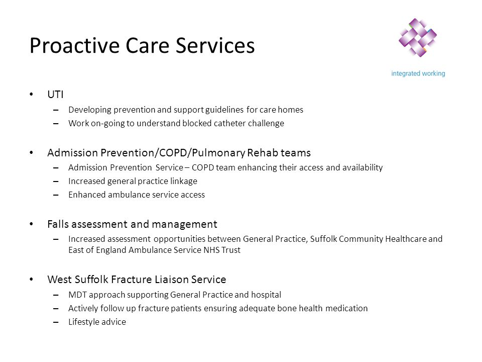 Proactive Care Services