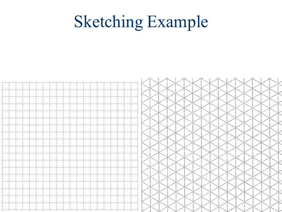Sketching Example ELEC 106
