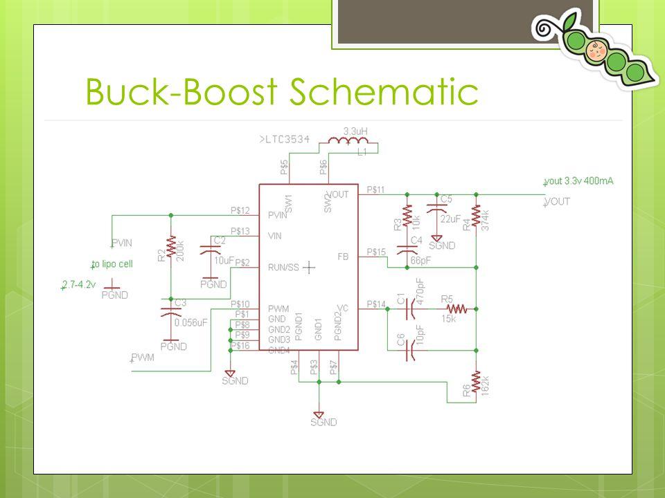 Buck-Boost Schematic