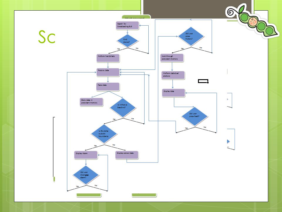 Software Flow Charts