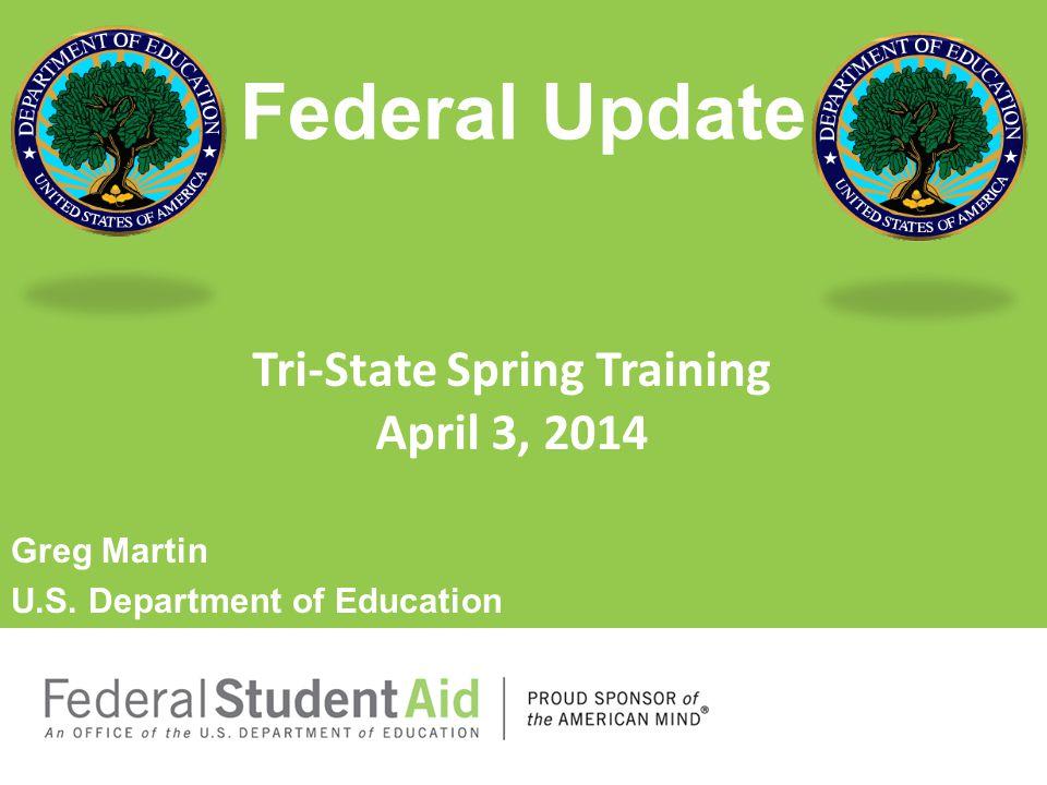 Tri-State Spring Training