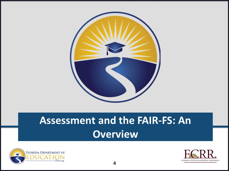 Assessment and the FAIR-FS: An Overview