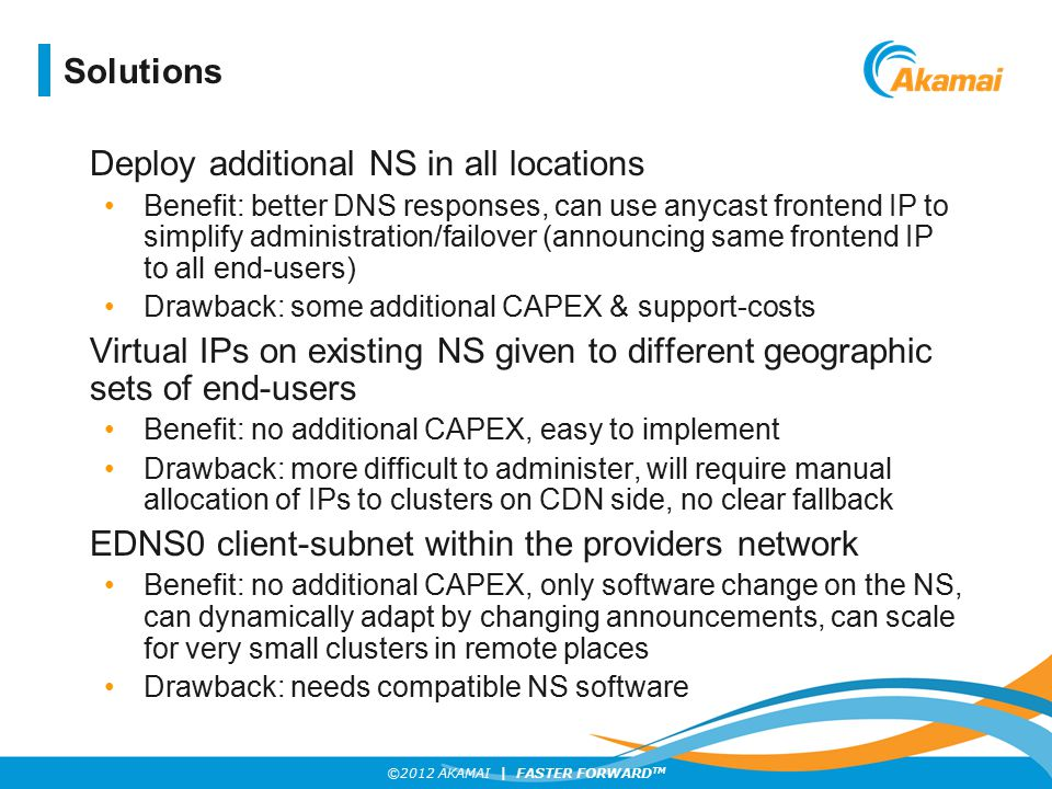 Deploy additional NS in all locations