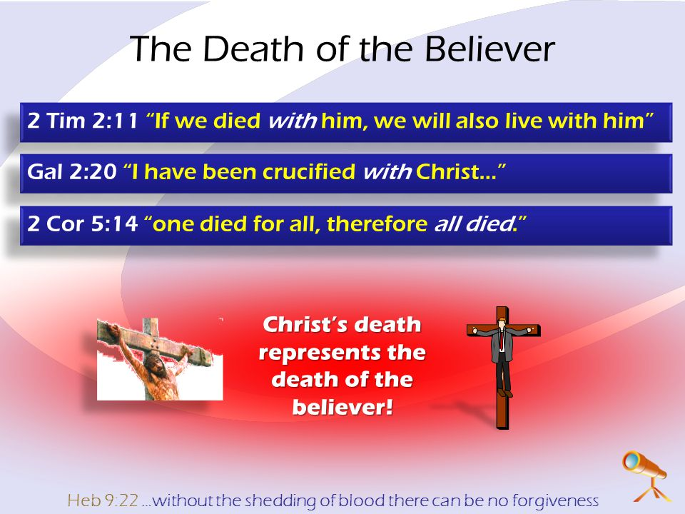The Death of the Believer