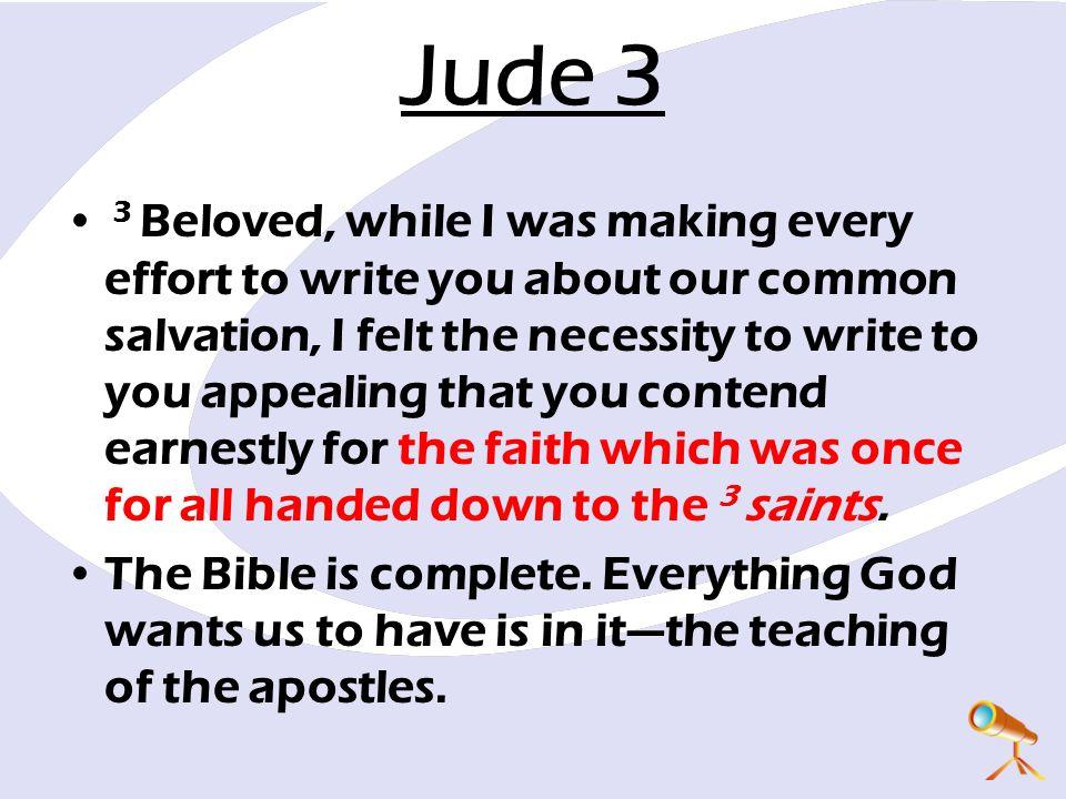 Jude 3