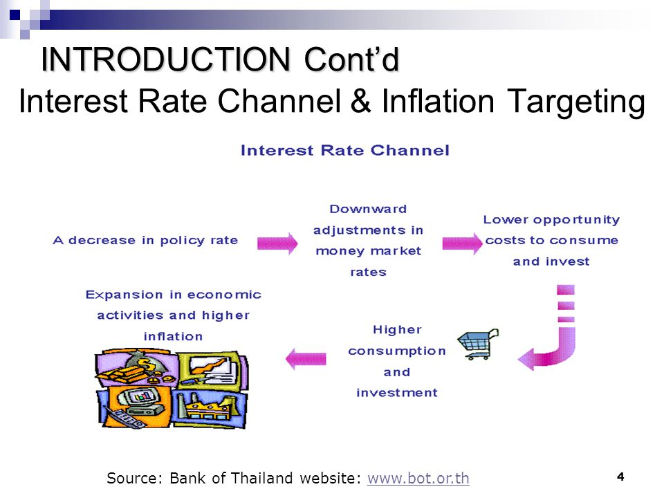 Interest Rate Channel & Inflation Targeting