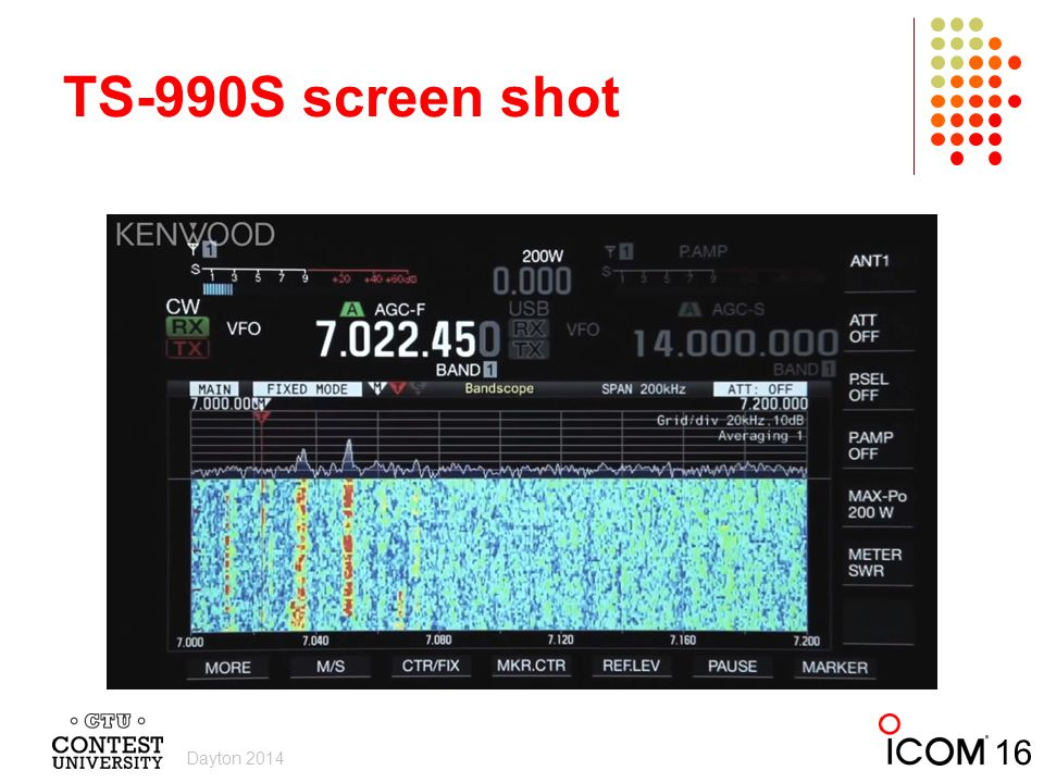 Image courtesy http://www.kenwoodusa.com
