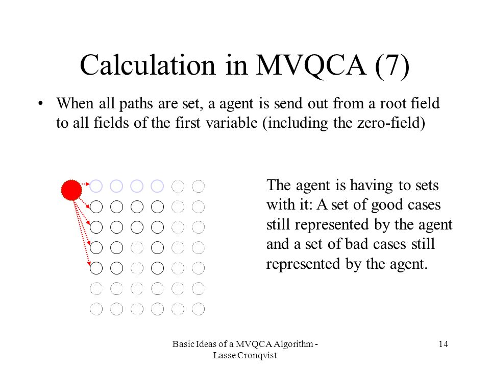 Calculation in MVQCA (7)