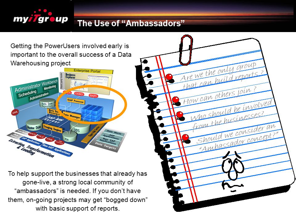 The Use of Ambassadors