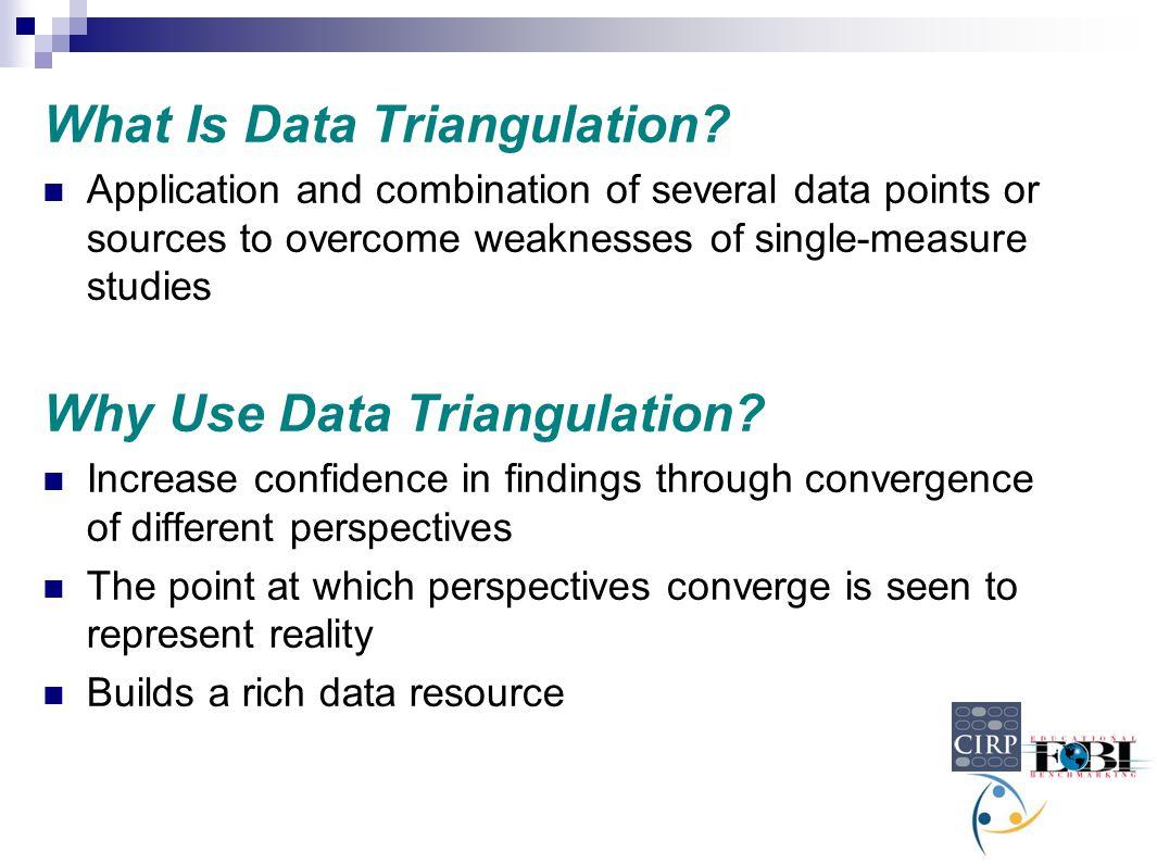 What Is Data Triangulation