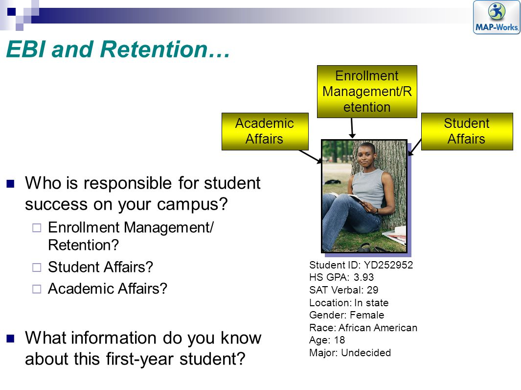 Enrollment Management/Retention