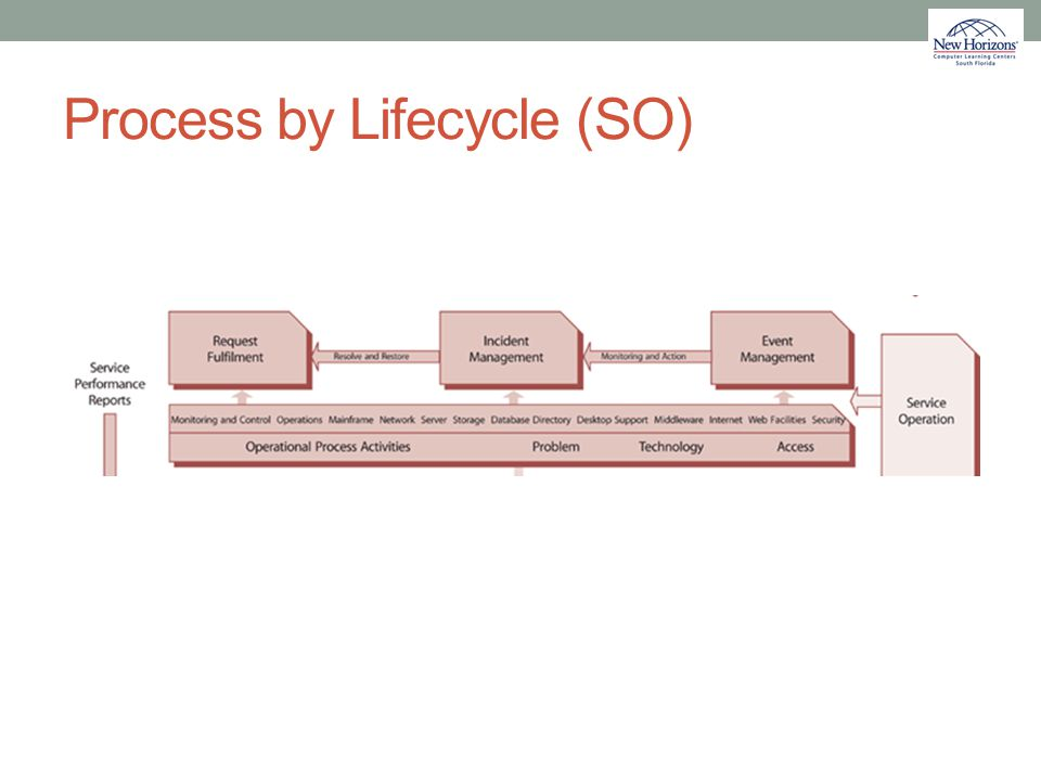Process by Lifecycle (SO)